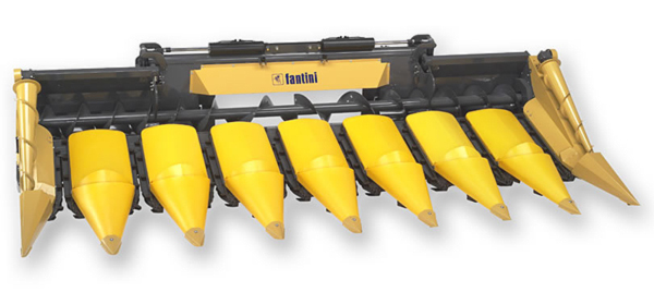 FANTINI corn headers